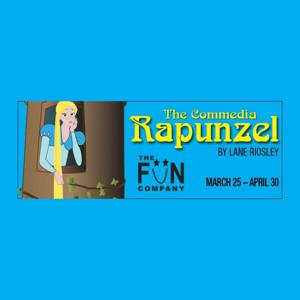 Maryland Ensemble Theatre's FUN Company  Presents THE COMMEDIA RAPUNZEL