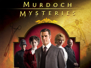 Acorn TV's Hit Period Mystery Series Returns MURDOCH MYSTERIES, Season 10