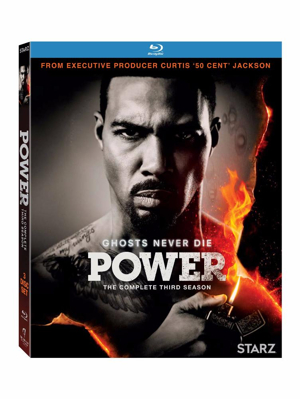 Season Three of POWER Comes to DVD and Blu-Ray