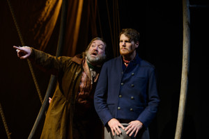 BWW Interview: Christopher Donahue Takes to the Seas and the Stage in Arena Stage's MOBY DICK