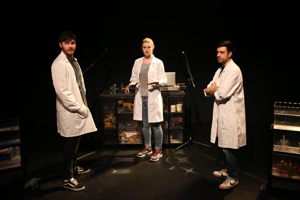 BWW Review: FOSSILS at 59E59 is Like No Other Show