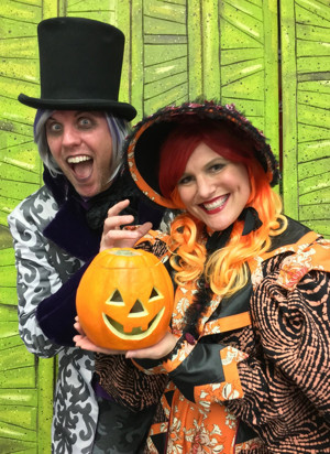 New Musical MISTER TRICK & MRS. TREAT Opens Friday in Milford