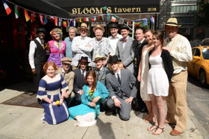 Origin Theatre and Bloom's Tavern to Host 4th Annual Immersive BLOOMSDAY BREAKFAST