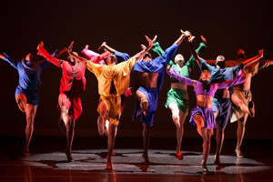 VTA's April Mid-Day Arts Cafe Features the Dayton Contemporary Dance Company