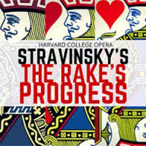 Harvard College Opera Presents Stravinsky's THE RAKE'S PROGRESS This Weekend