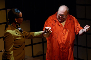 BWW Review: Upstream Theater's Provocative A HUMAN BEING DIED THAT NIGHT