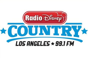 Radio Disney Country to Expand Distribution with Launch of LA Stations