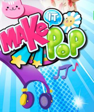 Nickelodeon's Music-Infused Series MAKE IT POP Returns with One-Hour TV Event, 8/20