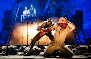 BWW Review: Innovative 946: THE AMAZING STORY OF ADOLPHUS TIPS by War Horse author Michael Morpurgo Dazzles at the Wallis