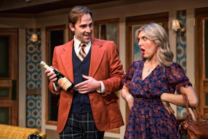 NOISES OFF at Everyman Theatre - You Will Laugh Until It Hurts!!
