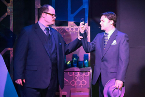 BWW Review: New Line Theatre's Smashing SWEET SMELL OF SUCCESS