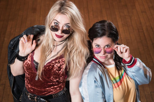 BWW Interview:  Christine Rea of HIT HER WITH THE SKATES at UCPAC 5/12 to 5/27