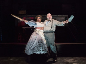 BWW Review: SWEENEY TODD at Olney Theatre Center - It's Just Plain Delicious!