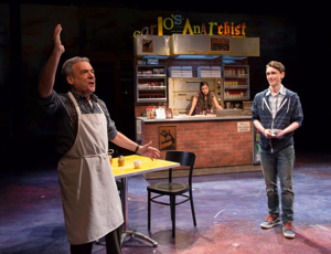 BWW Reviews: THE MOST BEAUTIFUL ROOM IN NEW YORK in New Haven