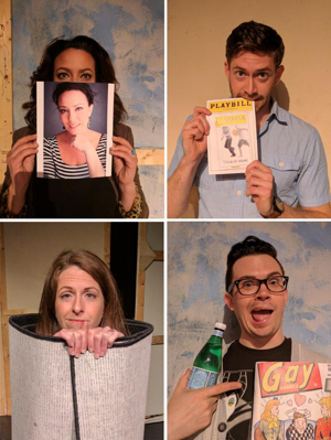 Roxy Regional Theatre Presents Hilarious Hit Musical [TITLE OF SHOW]