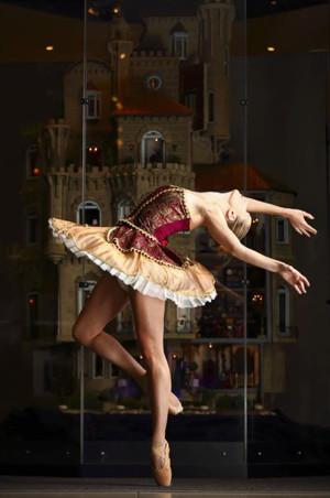 Kevin Richardson's DANCE AS ART Graces Astolat Dollhouse Castle This Week