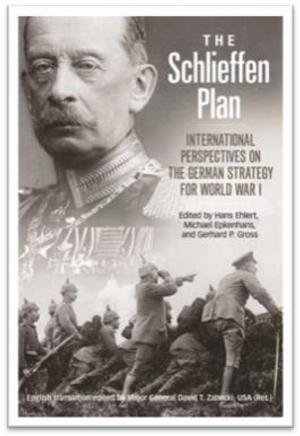 THE SCHLIEFFEN PLAN is Named the Winner of The Arthur Goodzeit Book Award
