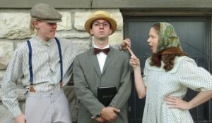 BWW Review:  The Mystery Train Returns With OUR BROTHER'S CAPER