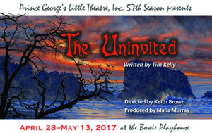 PGLT's THE UNINVITED Approaches Opening at Bowie Playhouse