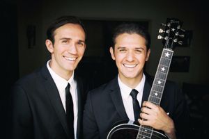 The Everly Brothers Experience at Ridgefield Celebrate Cinco de Mayo