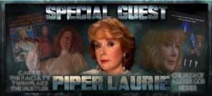 Piper Laurie, David Naughton and Kim Coates to Appear at SCARES THAT CARE