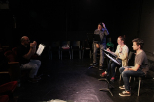 TRU Voices New Plays Reading Series to Kick Off with CATHARSIS