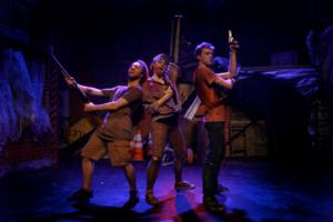 BWW Review: ZOMBIES... WITH GUNS Infects Philly Fringe