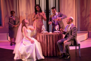 BWW Review: IT SHOULDA BEEN YOU at The Segal Centre for Performing Arts, Dora Wasserman Yiddish Theatre