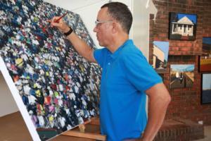 Skidmore Contemporary Art to Display Richard Baker's TONALITY Exhibit, 10/17