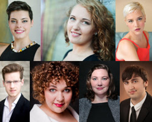 Canadian Opera Company's Ensemble Studio Recruits Seven New Artists