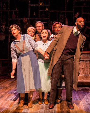 BWW Review: FAILURE: A LOVE STORY Opens the Block Party Series at the Kirk Douglas Theatre