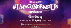 Wonka-fy Your Story Ideas, See 'CHOCOLATE FACTORY' on Broadway with Roald Dahl's Imaginormous Challenge