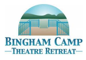 Bingham Camp Theatre Retreat Launches This Week