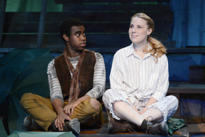 BWW REVIEW: Magic Is Missing from Lyric's PETER AND THE STARCATCHER