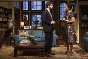 Danai Gurira's FAMILIAR Extends at Playwrights Horizons