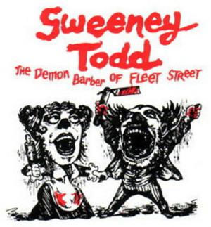 DVR Alert: Original Broadway Production of SWEENEY TODD with George Hearn and Angela Lansbury to Air on TCM