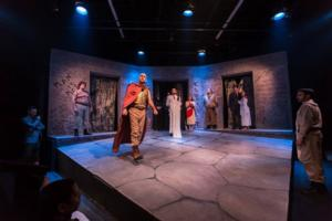 BWW Review: At New Moon Theatre's TITUS, Tamora Gets Hers 'Sonny Side Up'