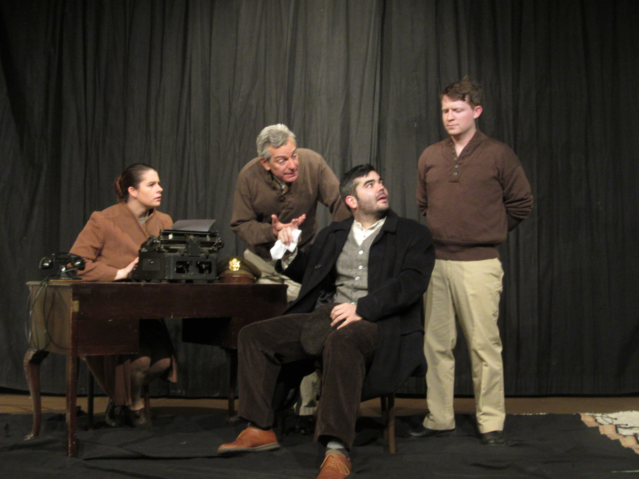 BWW Review: TAKING SIDES at Granite Theatre