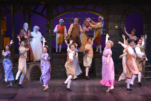 BWW Review: Center Rep Presents Its Magical A CHRISTMAS CAROL For One Week Only
