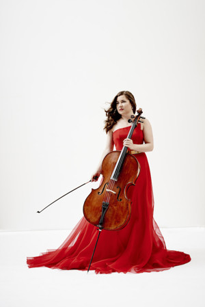 Cellist Alisa Weilerstein To Perform Schumann's Cello Concerto With Orpheus Chamber Orchestra, 3/18