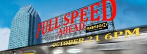 Mission to (dit)Mars to Host FULL SPEED AHEAD Fundraiser, 10/21
