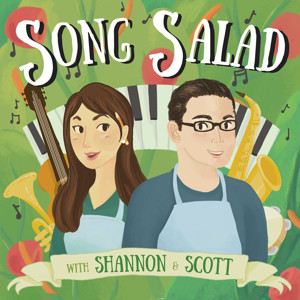 Comedic Songwriting Podcast SONG SALAD Celebrates First Anniversary