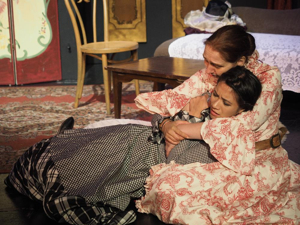 BWW Review: Broads' Word Ensemble's THE LADY WAS A GENTLEMAN Comically Examines Love, Identity, Race, and Gender