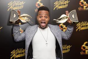 Travis Greene, Kirk Franklin, Donnie McClurkin, & More Celebrate Stellar Awards