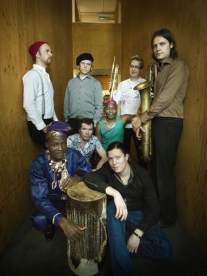 Helsinki-Cotonou Ensemble's FIRE, SWEAT AND PASTIS Album Out Tomorrow