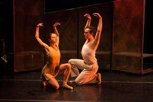 BWW Review: Festival Ballet's Stunning CARMEN, Up Close on Hope
