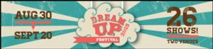 A CASUAL GATHERING Set for TNC's Dream Up Festival, 9/12-20