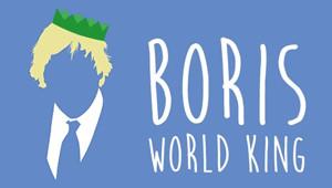 BORIS: WORLD KING Rewritten to Reflect Brexit for Edinburgh Fringe Return