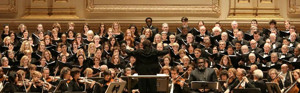 MasterVoices Presents ST. JOHN PASSION At Carnegie Hall, Today