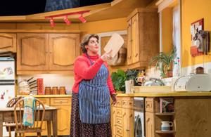 SHIRLEY VALENTINE comes to Edinburgh's King's Theatre